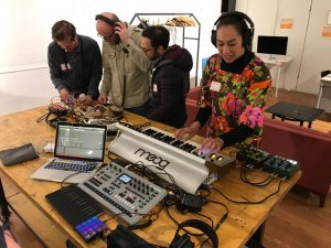 The Rocky Mountain Synthesizer Meetup @ madelife
