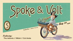 Spoke and Volt 5 @ Tandem Bar