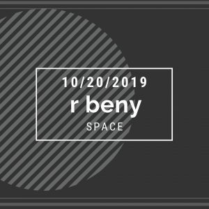 r beny, The Aefonic, Gerald Fjord and Sine Mountain - Modular in Space @ Space Gallery