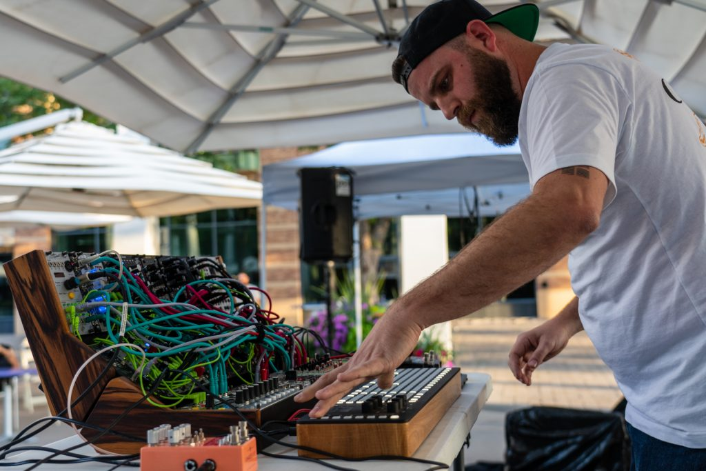 Colorado Modular Synth Festival 2019