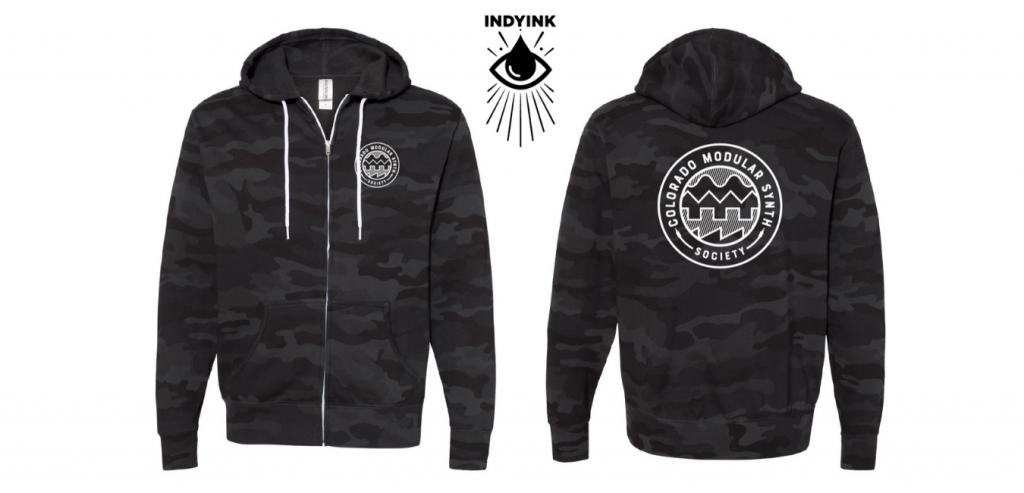 CMSS hoodies