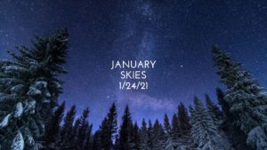 January Skies - Modular Synth Space Music Concert @ CMSS Youtube Channel